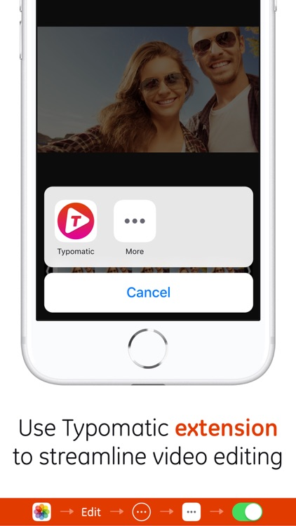 Typomatic - Add text to videos screenshot-4