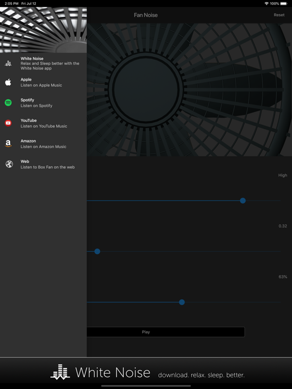 Fan Noise Generator screenshot 4