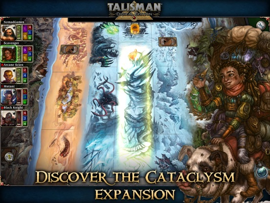 Talisman: Digital Edition screenshot 12