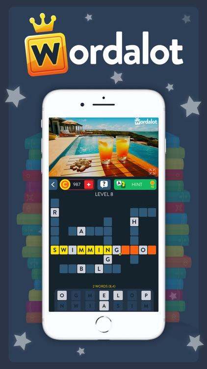 Wordalot – Picture Crossword screenshot-4