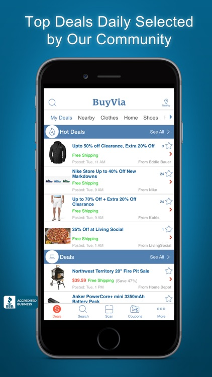 BuyVia – Best Daily Shopping screenshot-1