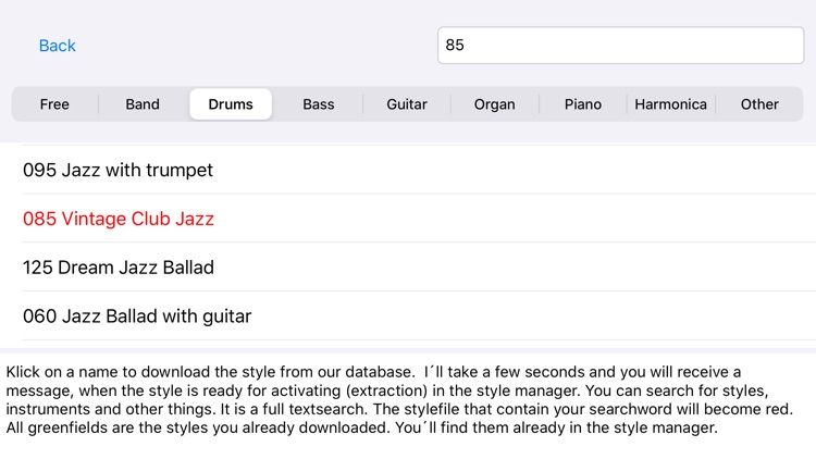 Jazz Song Creator Pro screenshot-5