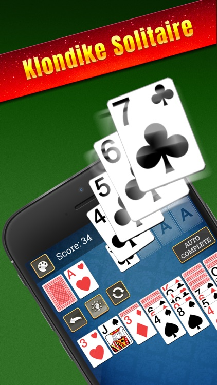 Solitaire: Classic Card Puzzle screenshot-1