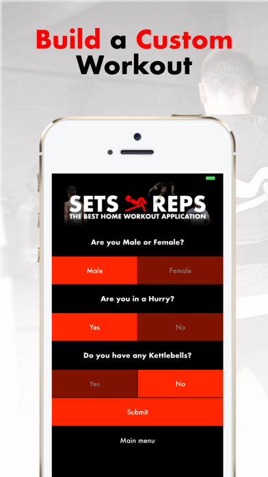 Sets & Reps - Home Workout App screenshot three