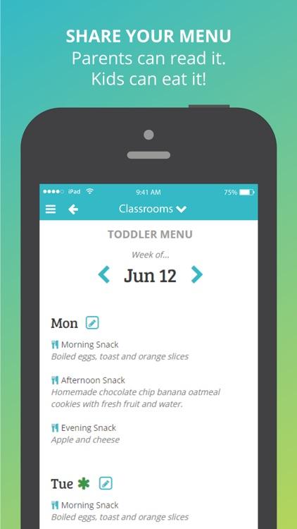 HiMama – The Childcare App screenshot-4