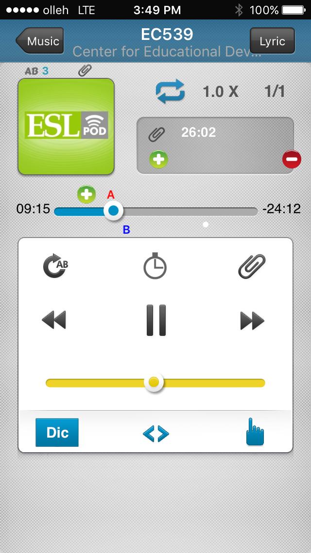 語學 Playerのおすすめ画像2