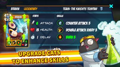 Tap Cats: Epic Card Battle CCG screenshot 4