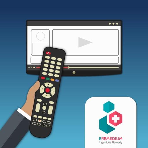 Medio Remote by Eremedium