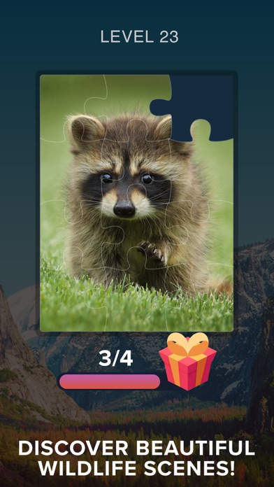 Puzzlescapes: Word Puzzle Game screenshot 2