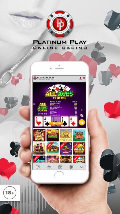 Platinum Play Online Casino screenshot-6