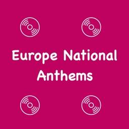 Europe National Anthems