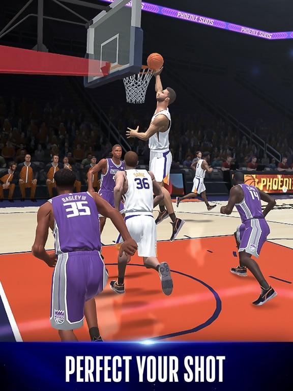 NBA NOW Mobile Basketball Game screenshot 8