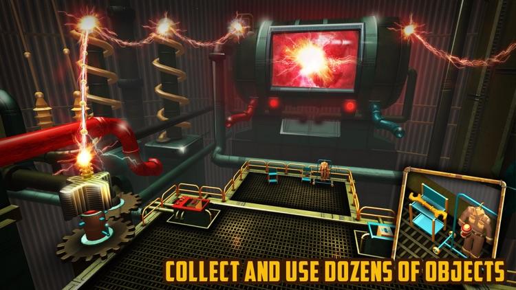Escape Machine City: Airborne screenshot-6