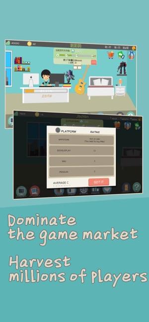 Indie Game Developer Screenshot