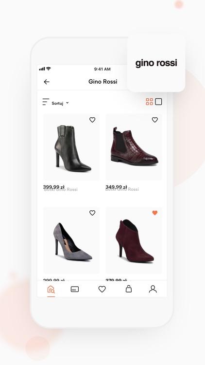 CCC shoes & bags - online shop screenshot-3