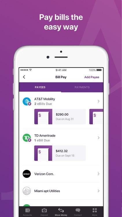 Affinity Plus Mobile Banking screenshot-4