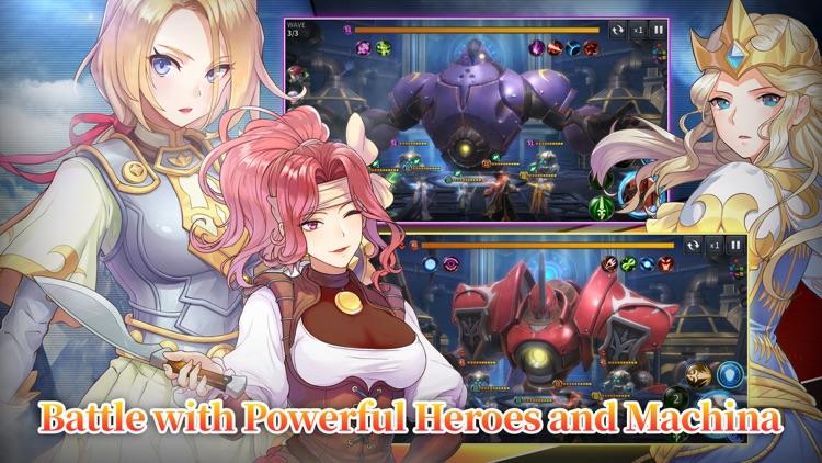 The War of Genesis screenshot-4