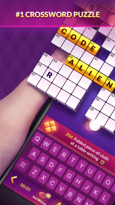 Top 10 Apps like Multiplayer Crossword Puzzle in 2019 for