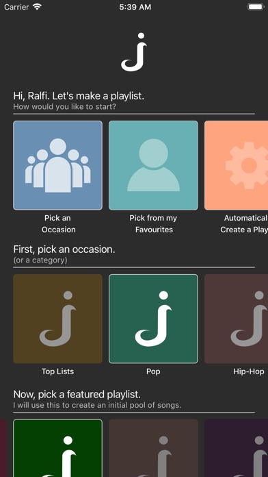 Jamblr - Discover New Music screenshot #4