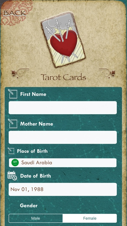Basirly - Coffee Tarot reading screenshot-3