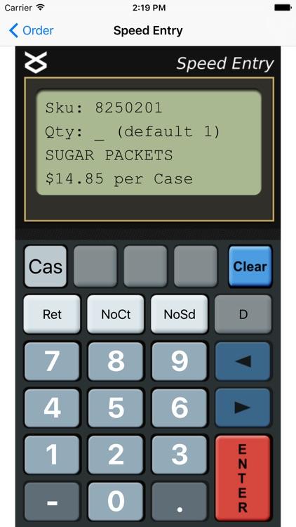 ZiiZii Order Entry screenshot-3