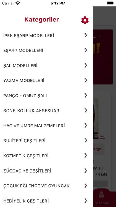 Eşarp Galası Screenshot