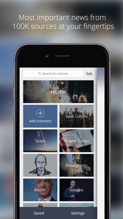 News360: Personalized News