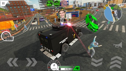 Car Drivers Online: Fun City screenshot 7