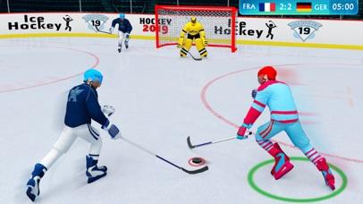 Ice Hockey Games: Nation Champ screenshot 1