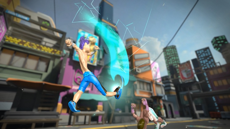 uFighter: 3D PvP Fighting Game