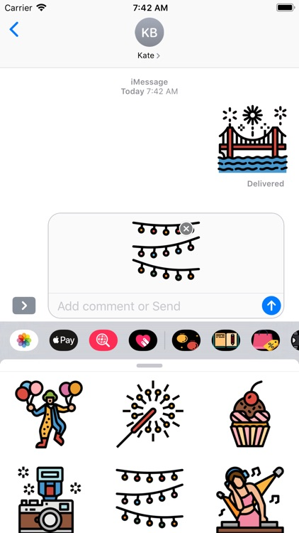 CelebrationHi screenshot-3