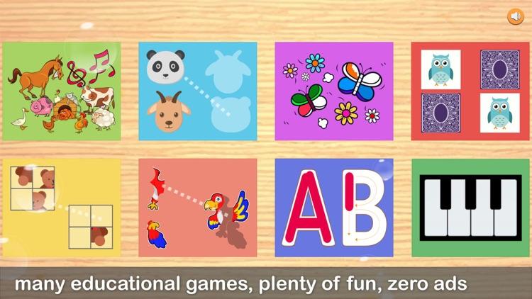 Yuppy: games for children