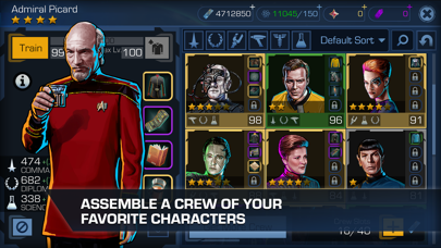 Star Trek Timelines free Resources hack
