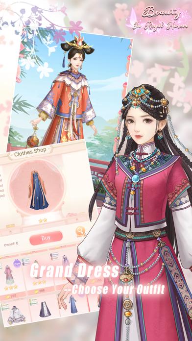 Beauty in Royal Haremのおすすめ画像4