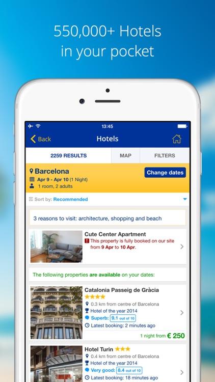 eDreams:Cheap Travel Deals screenshot-4
