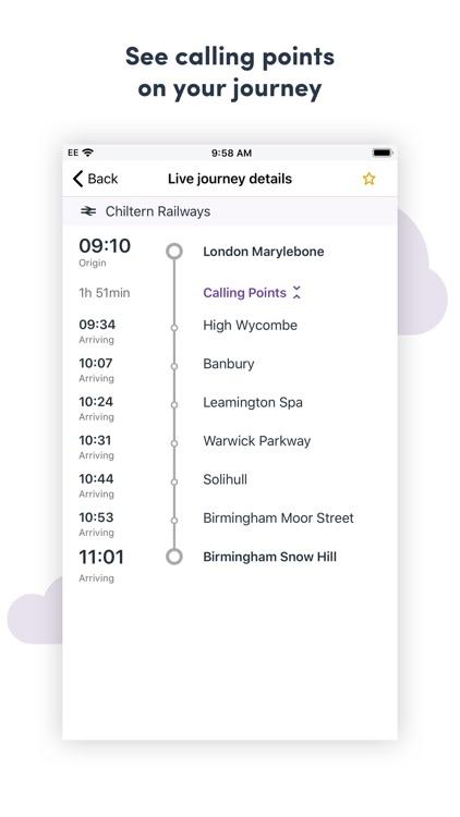 Chiltern Railways - Tickets screenshot-6