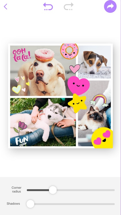 Photo Collage Maker ∙ Layout