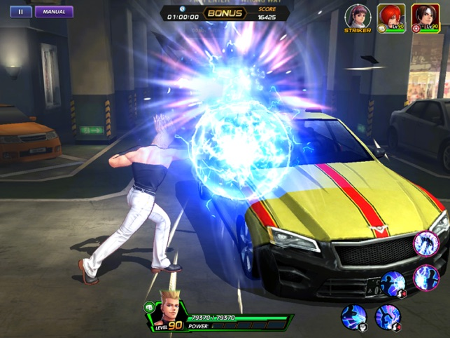 ‎The King of Fighters ALLSTAR Screenshot