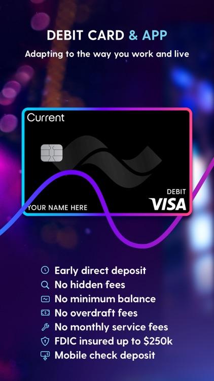 Current - A Better Bank screenshot-0
