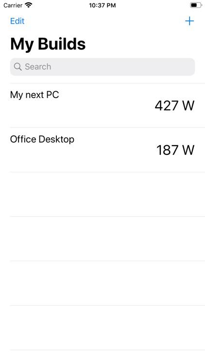 Power Supply Calculator screenshot-4
