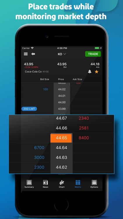 TradeStation - Trade & Invest screenshot-4