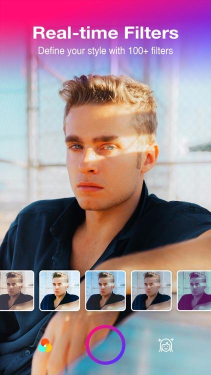 Facetify - Makeup & Selfie screenshot-5
