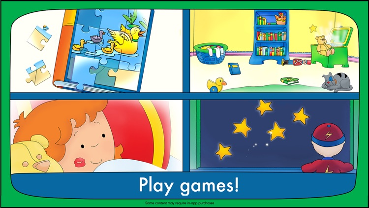 Goodnight Caillou screenshot-3