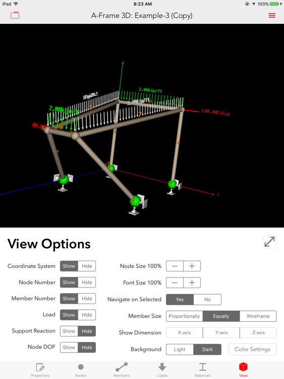 A-Frame 3D screenshot-3