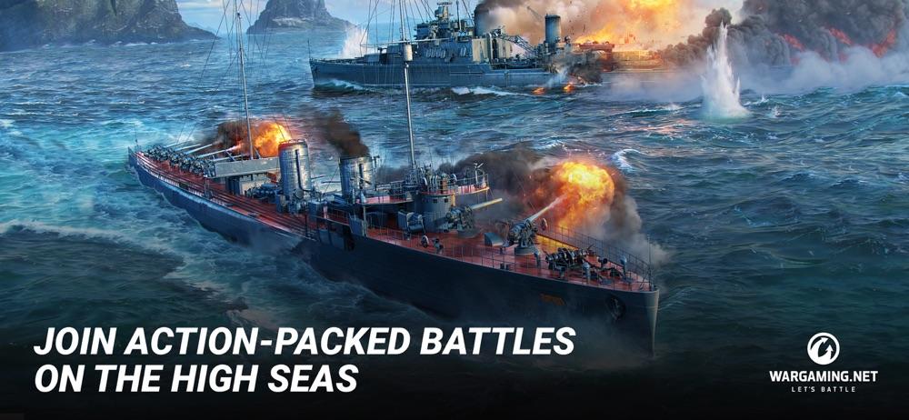 World of Warships Blitz: MMO hack tool