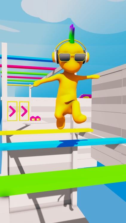 Parkour Leap Rush screenshot-3