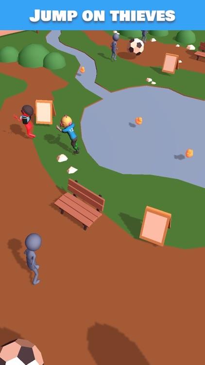 Catch the Thief 3D screenshot-3