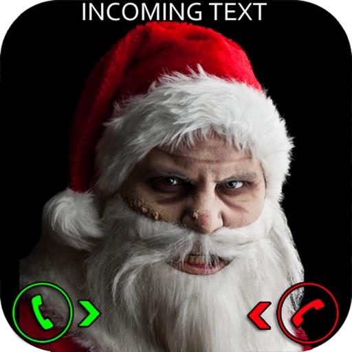 Evil Santa Prank Text