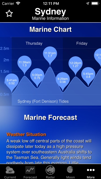Australia Weather Information screenshot-9
