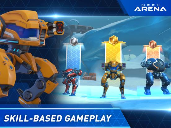 Mech Arena: Robot Showdown screenshot 12